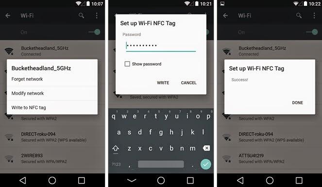 capturas publicadas por Android Police muestran el proceso