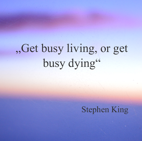 Quote by Stephen King