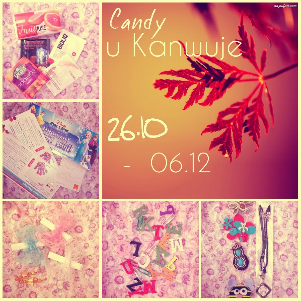 Jesienne Candy u Kanwuję
