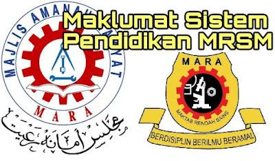 Maklumat Sistem Pendidikan MRSM