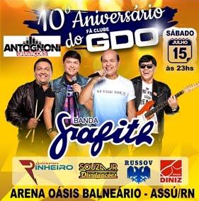 BAIXE O SHOW DA BANDA GRAFITH NO NIVER DO GDO 10 ANOS