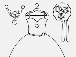 Clothes Coloring Pages Free Printable