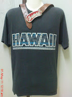 vtg hawaii 50/50 &buckle d2 hawaii