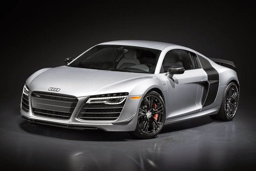 Audi R8 Competition (2015) Front Side
