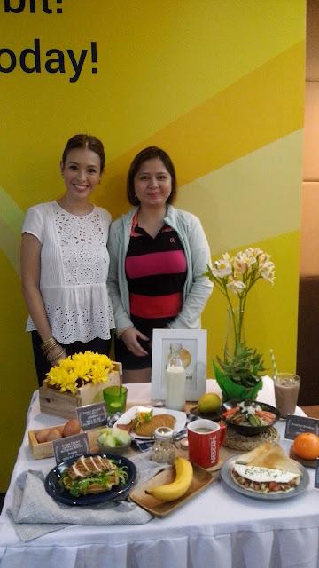 Nicole Hernandez-delos Angeles, 5-Star Wellness Breakfast,