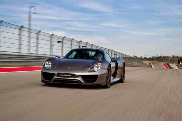 2015 Porsche 918 Spyder Hybrid Release Date