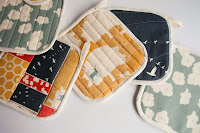 Tutorial: Canvas Potholders