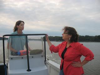 Oyster Researcher  Dermo Chesapeake