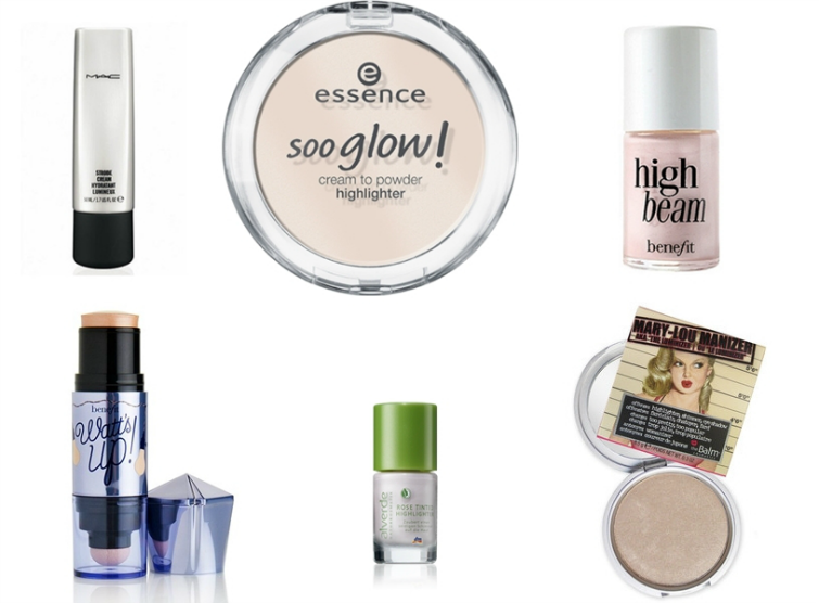 strobing products pudrijera highlight