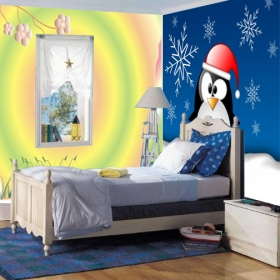 Kid 39 s rooms wall mural painting by agung for Agung decoration