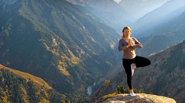 The Bikram Yoga