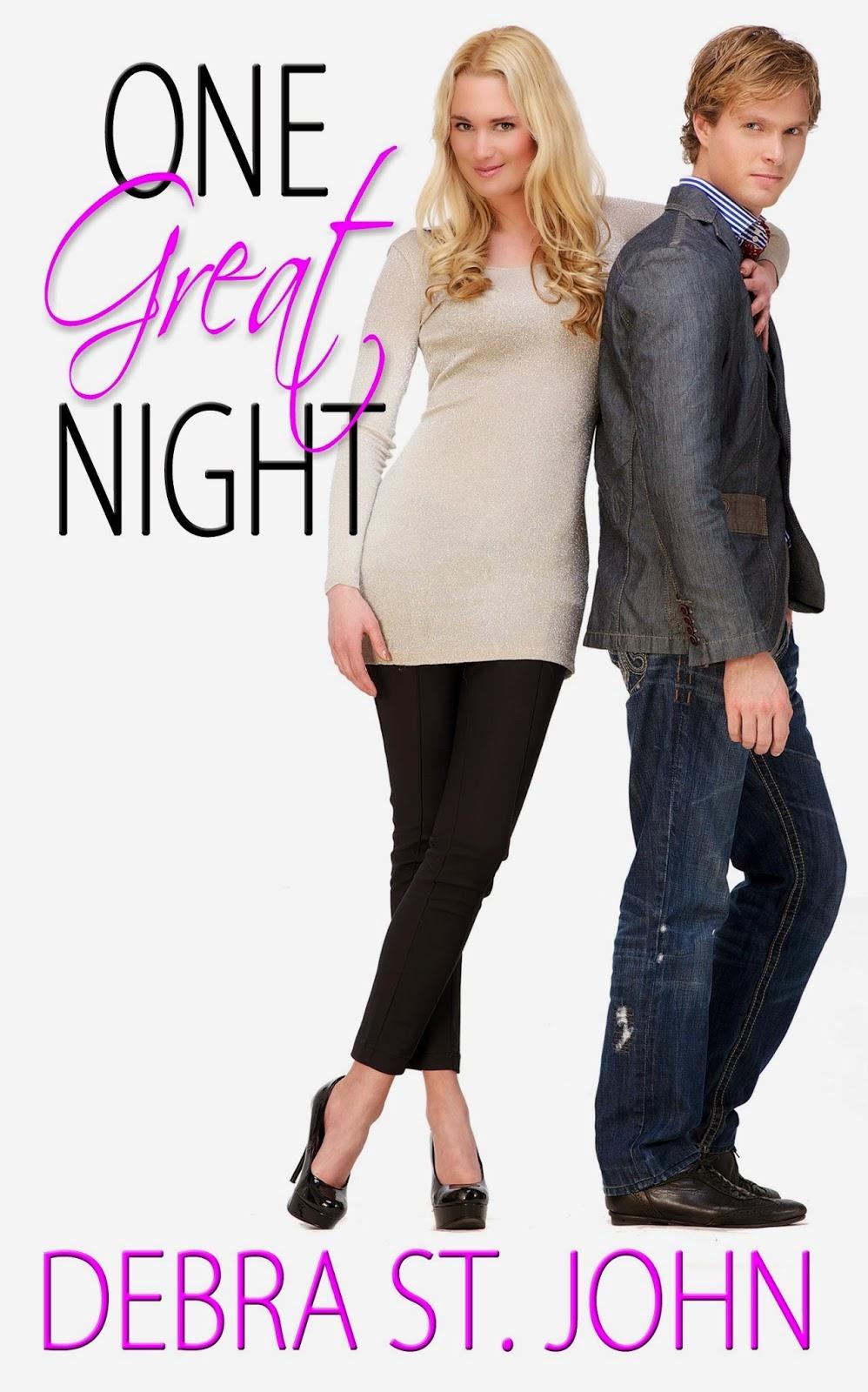 One Great Night by Debra St. John