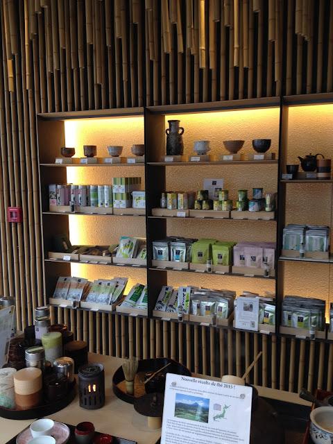 maison de thé jugetsudo paris 95 rue de la Seine