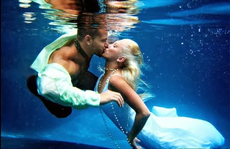 mariage sous-marine