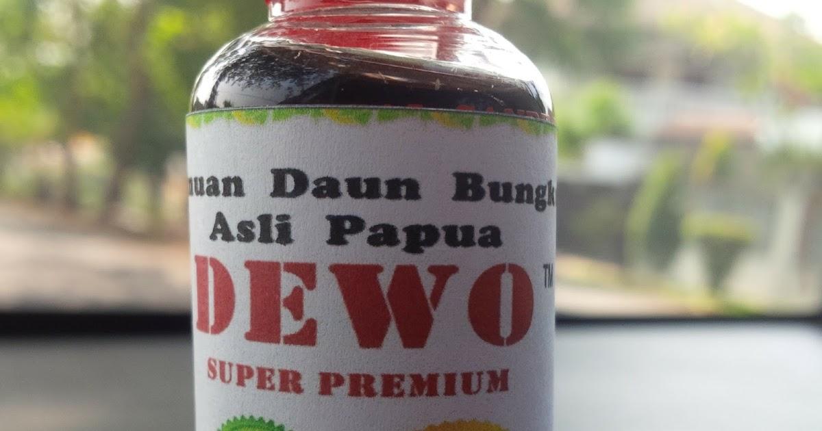 Daun Bungkus Papua Oil Merk DEWO : Cari Herbal l Toko ...