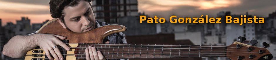 Pato González Bajista
