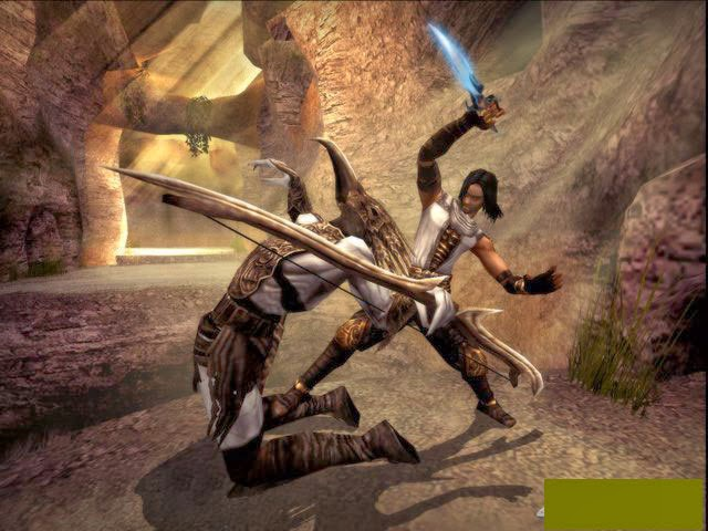 how to  prince of persia the two thrones for pc full version