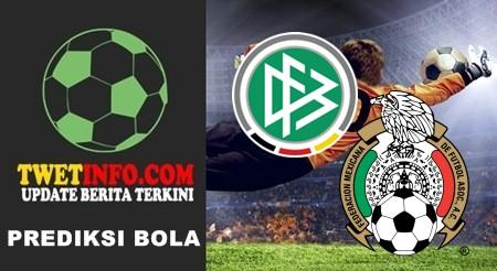 Prediksi Germany U17 vs Mexico U17