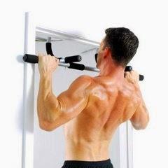 Ejercicios Para Aumentar Masa Muscular Dominadas