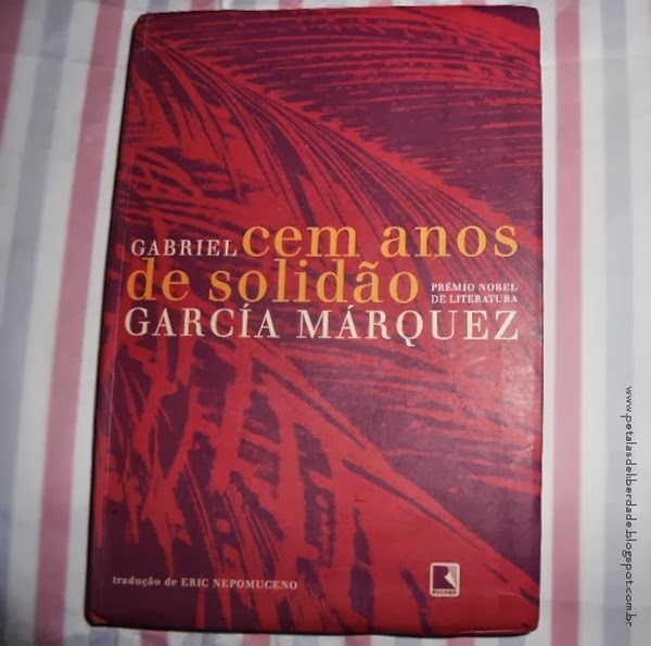 capa, livro, Cem Anos de Solidão, escritor colombiano, Gabriel García Márquez, record, resumo, resenha