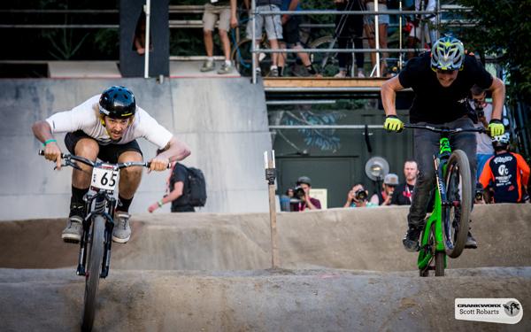 SRAM presents: Zero To Sixty: Ultimate Pump Track Challenge Tomas Lemoine