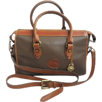 Brown Dooney & Bourke Vintage Purse