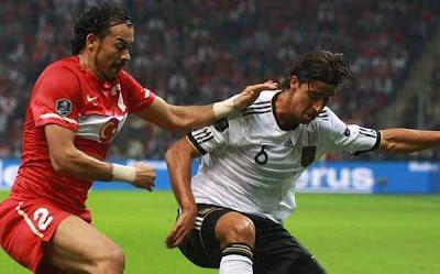 Turkey 1 - 3 Germany
