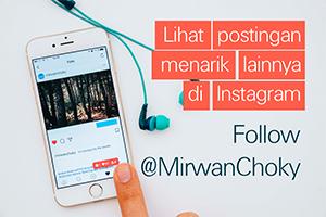Follow @MirwanChoky