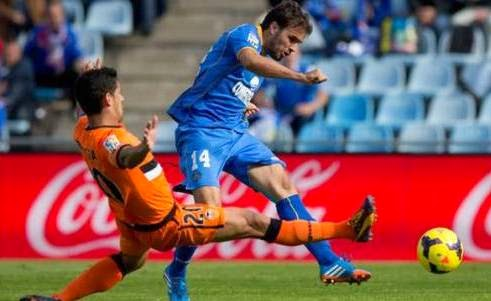 Valencia vs Getafe