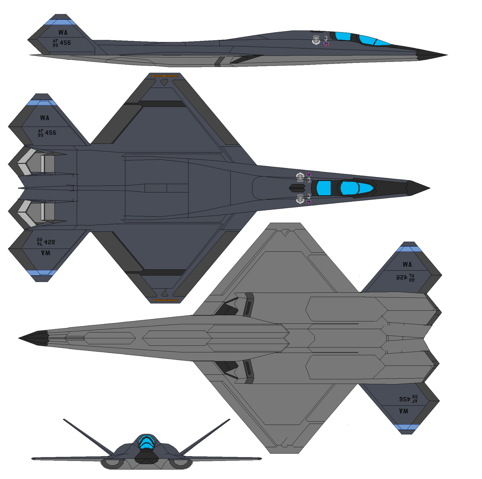 FUTURE ADF PAGE: The FB-23 Medium Bomber
