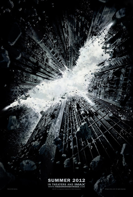 The Dark Knight Rises'dan İlk Afiş