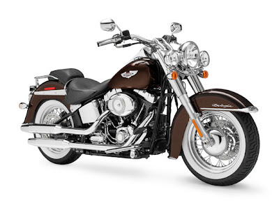 2012 Harley-Davidson FLSTN Softail Deluxe