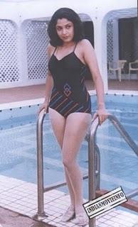 bikini Ramya krishna in