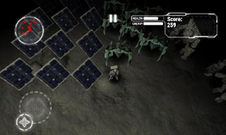 Screenshots of the Colonisation: The Moon for Android tablet, phone.