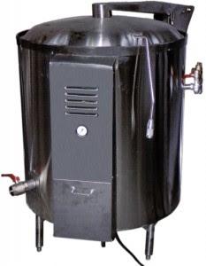 Marmita industrial for Material de cocina industrial