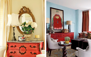 Möbel Farbe ist mehr Freude im Hause Dekoration