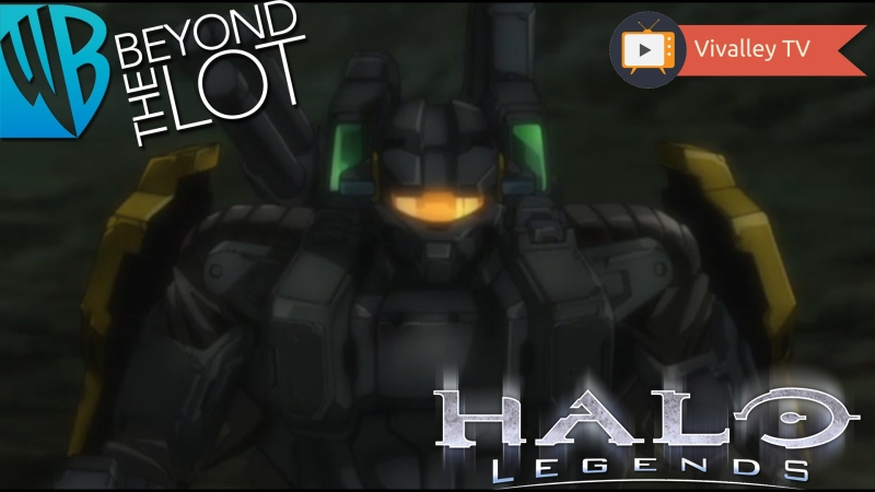 Prototype un Corto de la serie Halo Legends.
