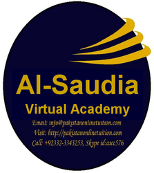 Online Tuition Saudi Arabia