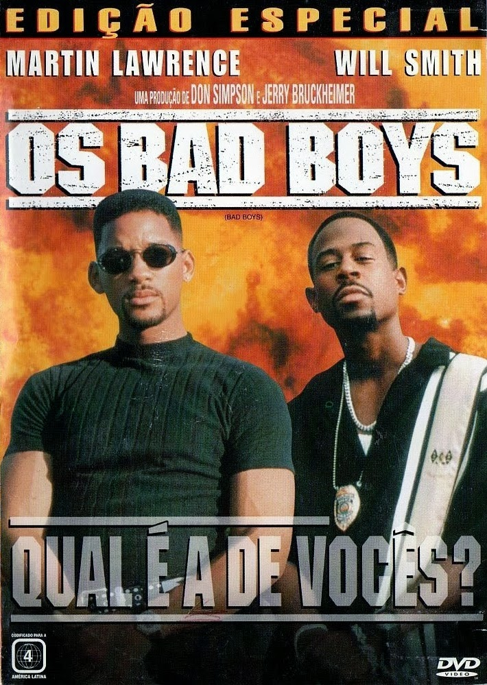 Os Bad Boys – Legendado (1995)