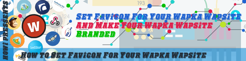 Set Favicon For Your Wapka Wapsite