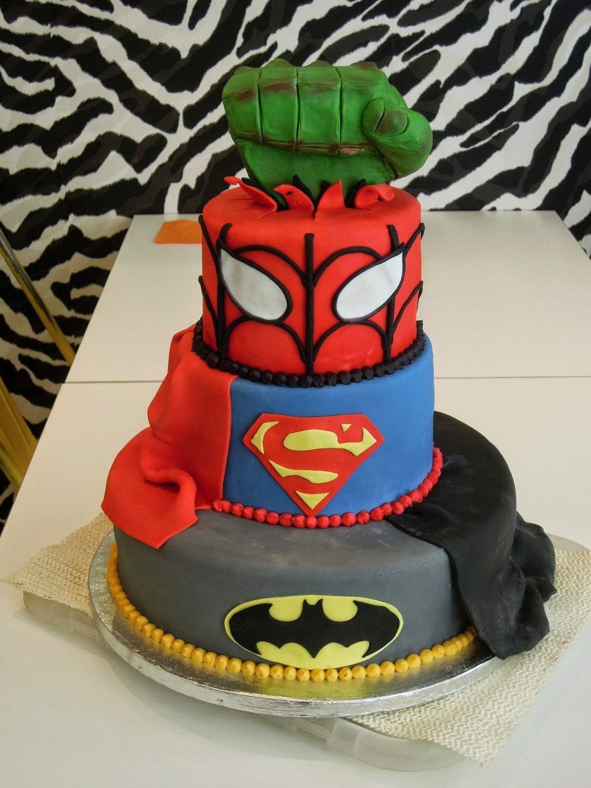 Pop Cake Hulk