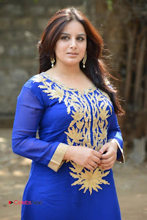 Pooja Gandhi Latest Picture Gallery in Salwar Kameez at Dandupalya Movie Press Meet  0007