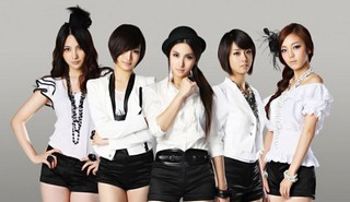 KARA Girlband Terbaik Korea