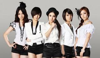 KARA Girlband Terbaik Korea