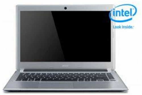 ACER ASPIRE E1-470-33212G50Mnss -Silver