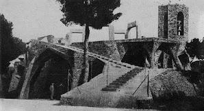 Cripta Gaudí 1915