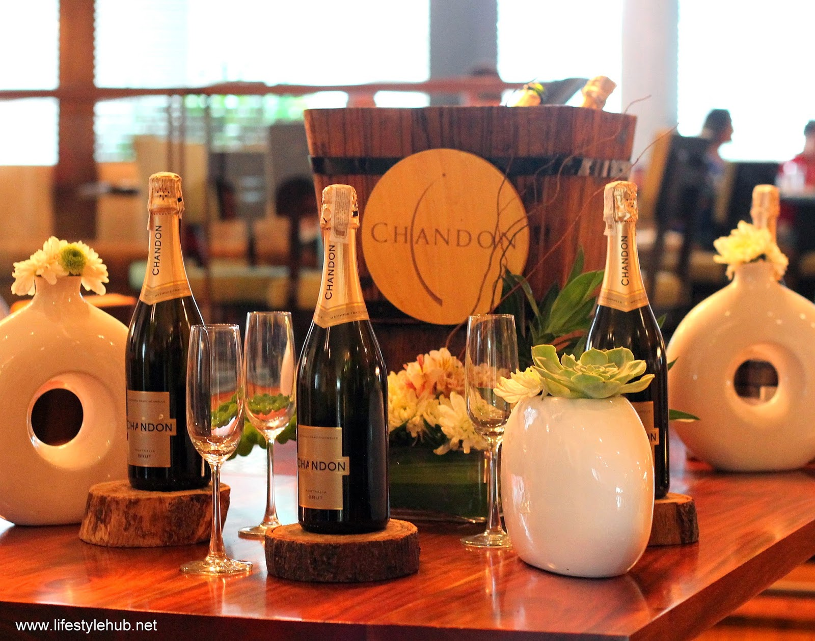 chandon sunday brunch at new world makati hotel
