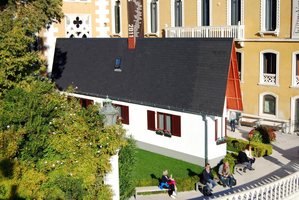 Casa lunga e stretta a venezia for Piani casa stretta casa