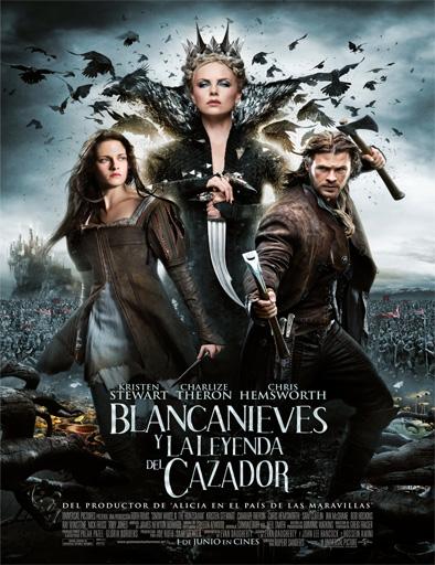 Ver Blancanieves y la Leyenda del Cazador (2012) Online