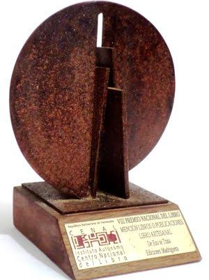 Premio Nacional del Libro (2012-2013)